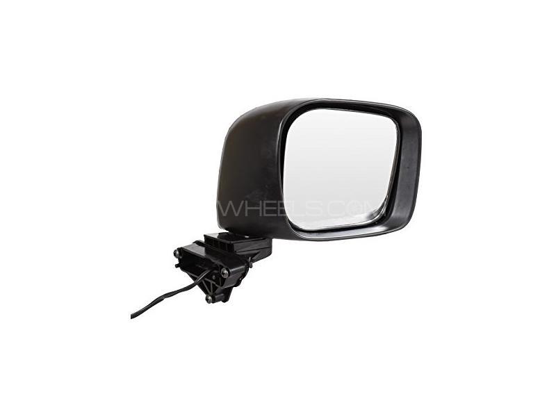 Toyota Vitz 2012 Side Mirror Without Light RH Image-1