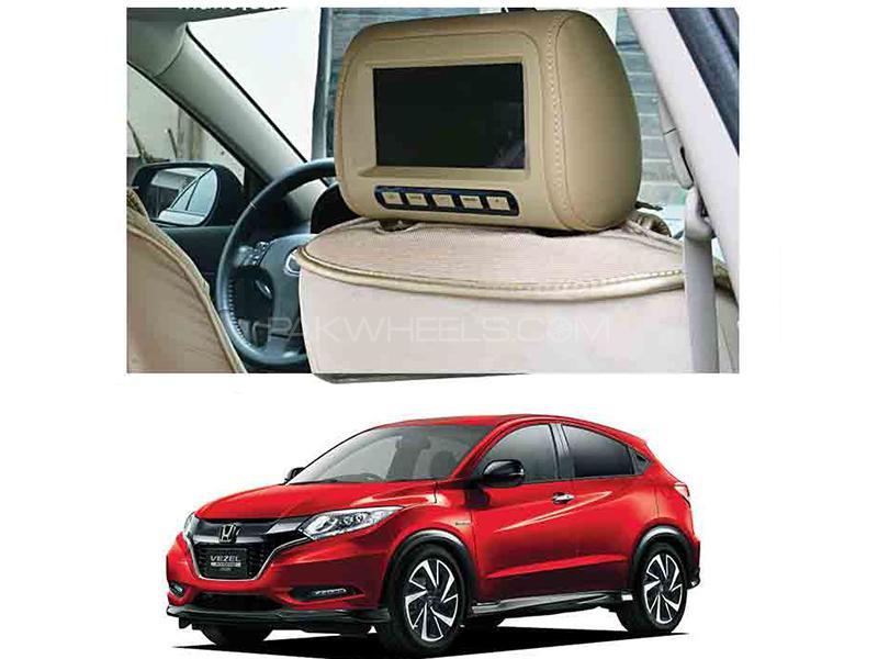 Car Headrest Monitor - Vezel 2013-2018 in Karachi