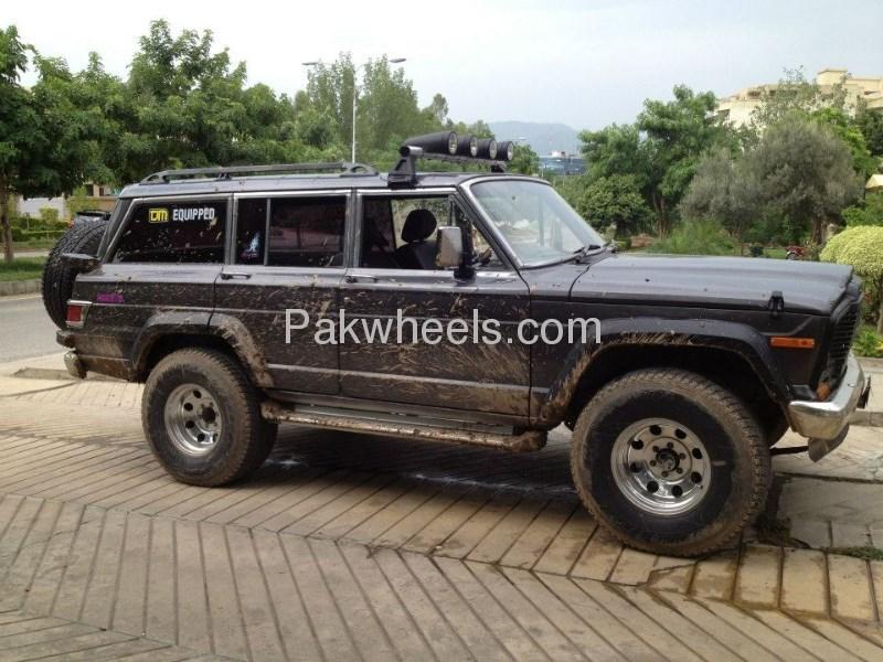 jeep cherokee 1983 for sale in islamabad pakwheels. Black Bedroom Furniture Sets. Home Design Ideas