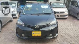 Used Toyota Vitz F Smile Edition 1.0 2015
