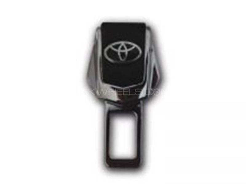 Toyota Style Double Buckle Seat Belt Clip in Karachi