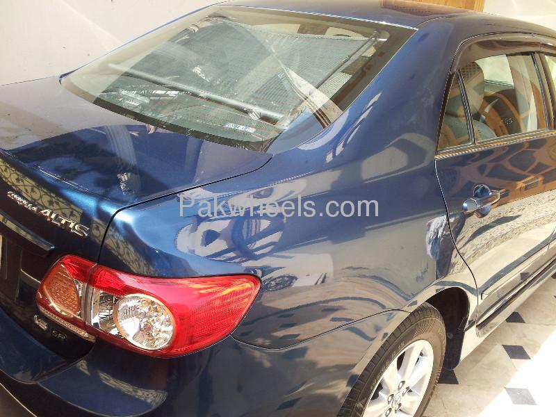 Toyota Corolla Altis SR Cruisetronic 1.6 2012 Image-2