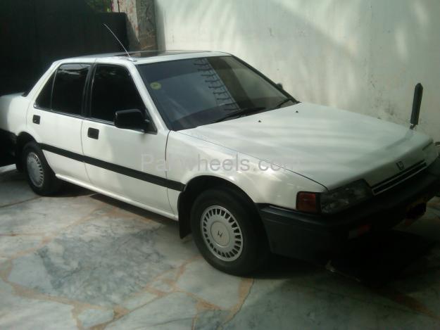 Honda Accord EX 1989 Image-1