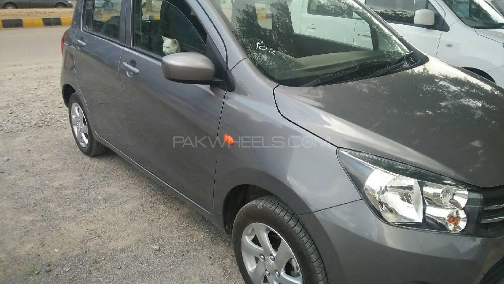 Suzuki Cultus Auto Gear Shift 2018 for sale in Islamabad | PakWheels