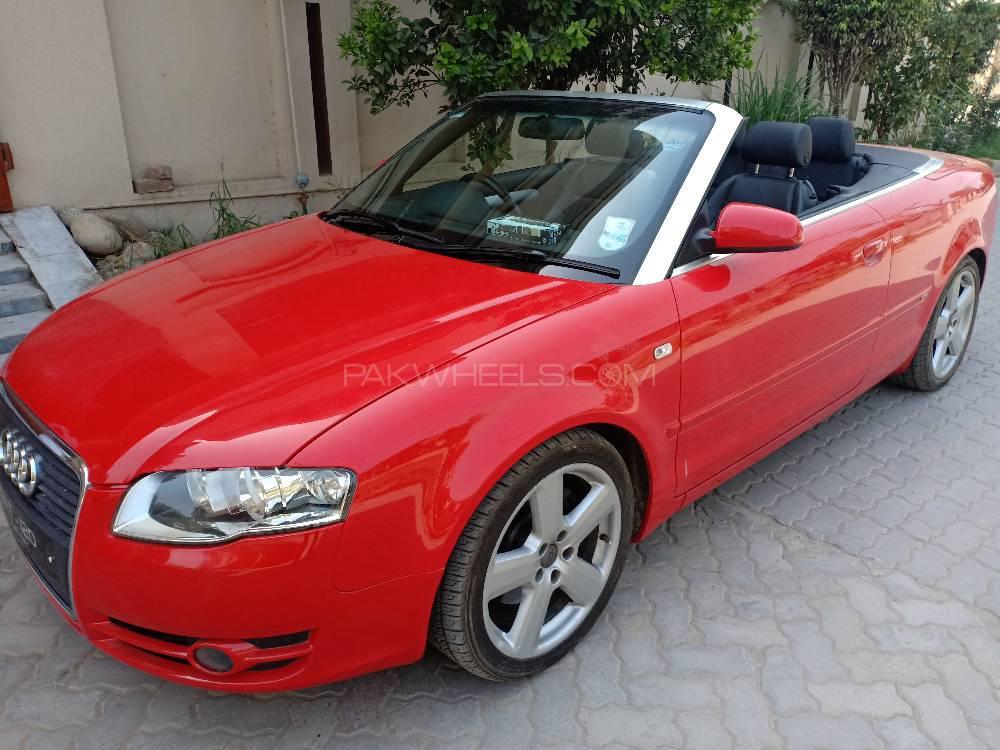 Audi A4 1.8 TFSI 2007 Image-1