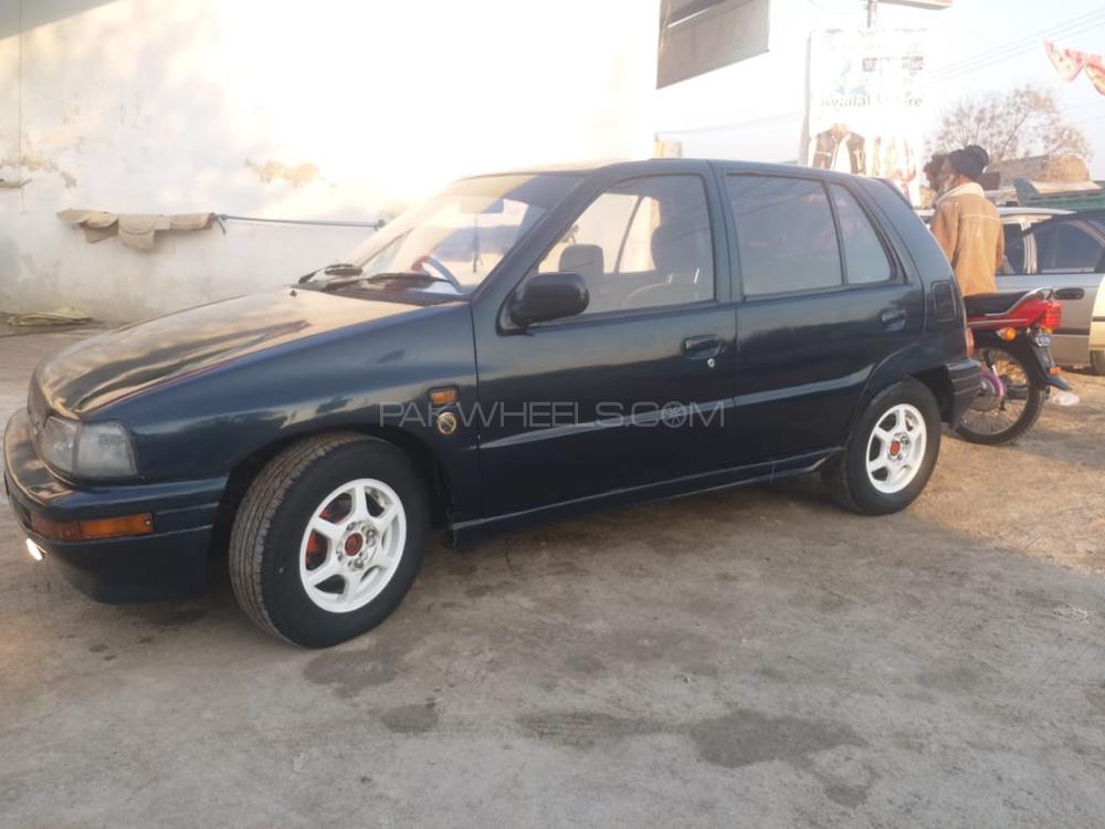 Daihatsu Charade 1991 Image-1