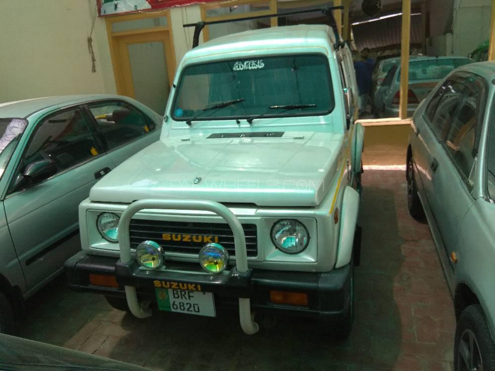 Suzuki Jimny JLDX 1996 Image-1
