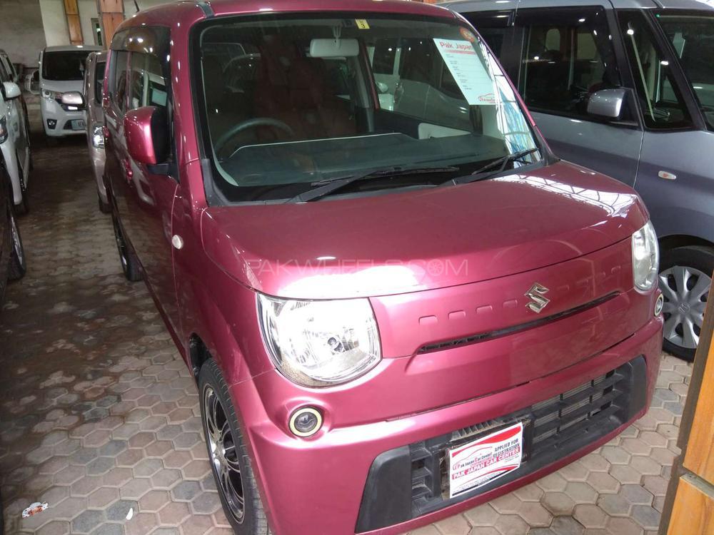 Suzuki MR Wagon G 2015 Image-1