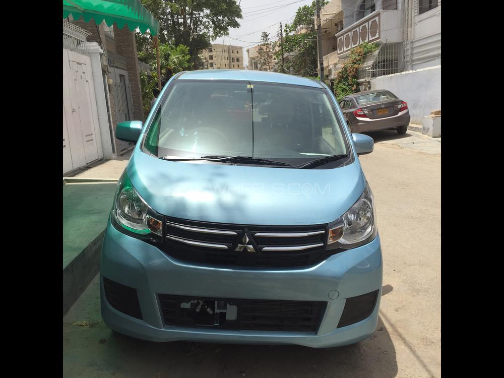 Mitsubishi Ek Wagon Limited 2016 Image-1