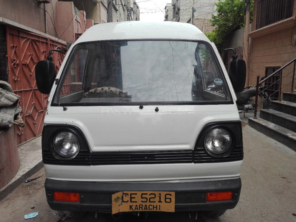 Suzuki Bolan VX 1988 Image-1