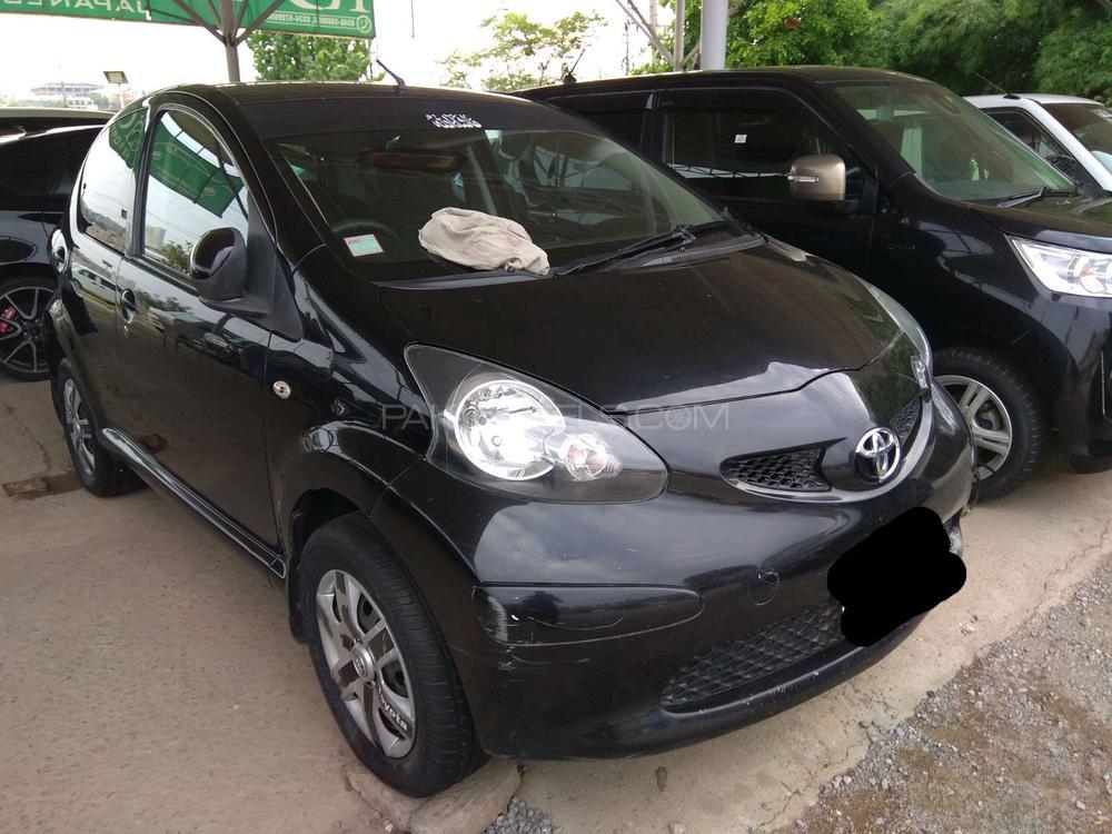 Toyota Aygo Standard 2007 Image-1
