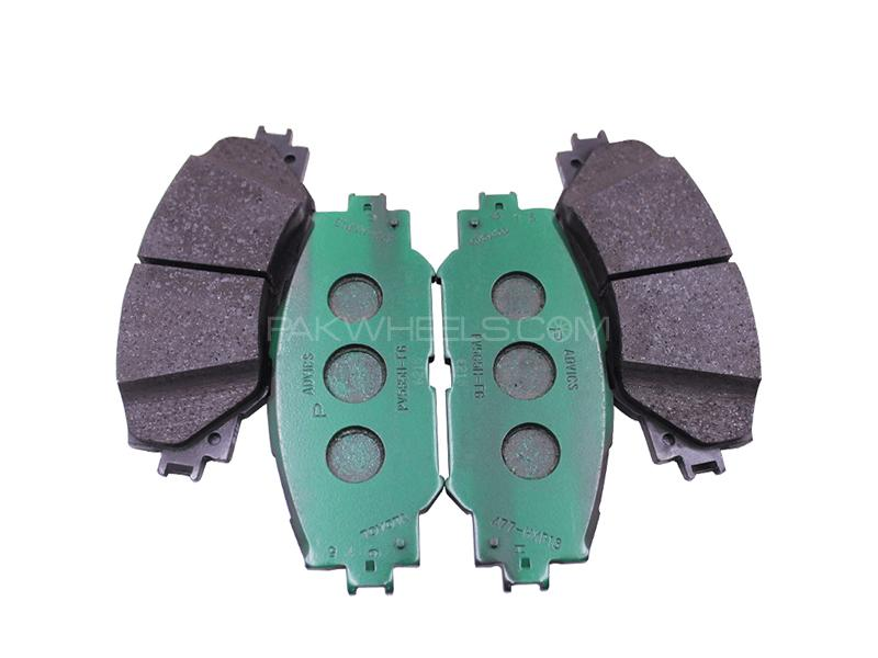 Toyota Corolla 2009-2012 Genuine Front Disk Pads Image-1