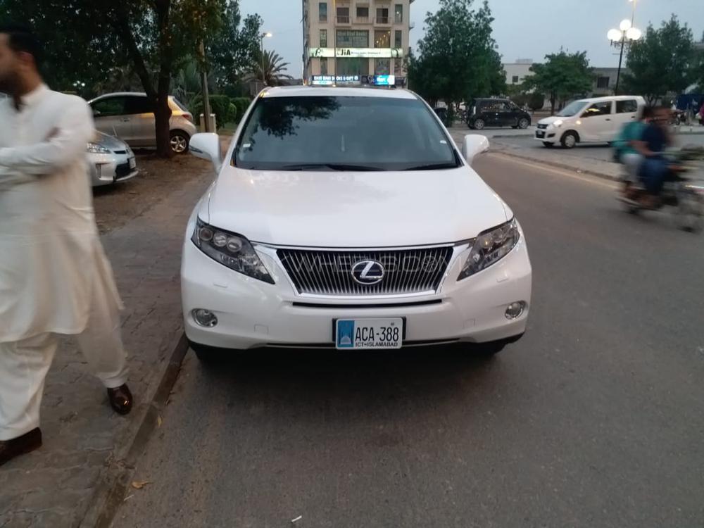 Lexus LX Series LX570 2011 Image-1