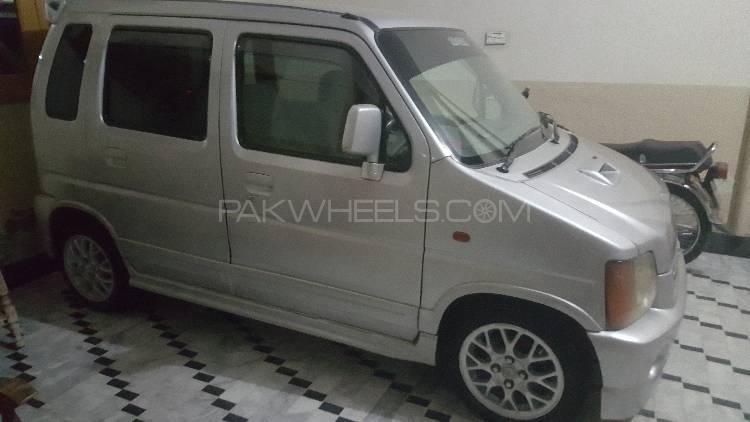 Suzuki Wagon R VX 1998 Image-1