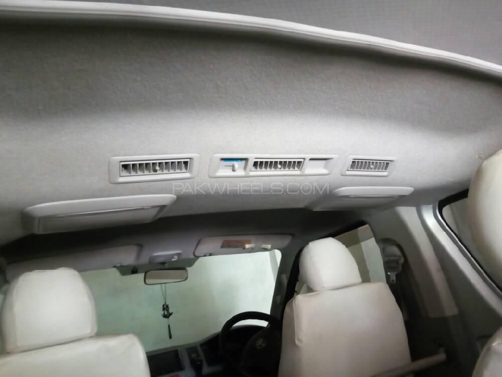 Toyota Hiace 2009 Image-1