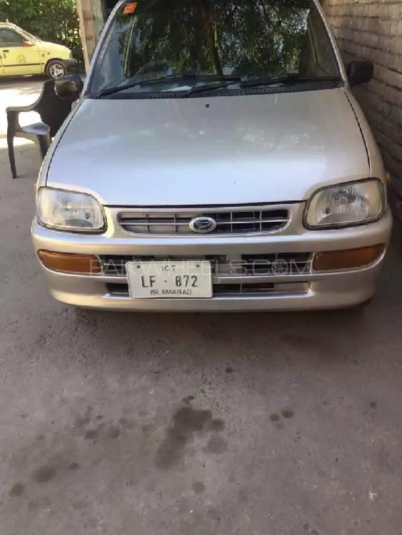 Daihatsu Cuore CX Ecomatic 2006 Image-1