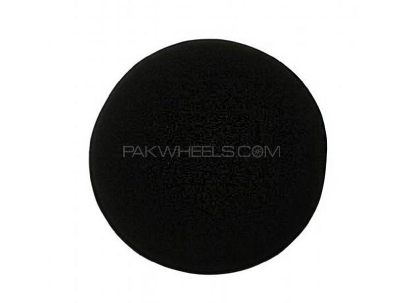 Auto Junkies Applicator Sponge - Black Image-1