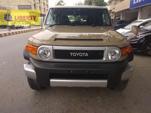 Used Toyota Fj Cruiser Automatic 2013