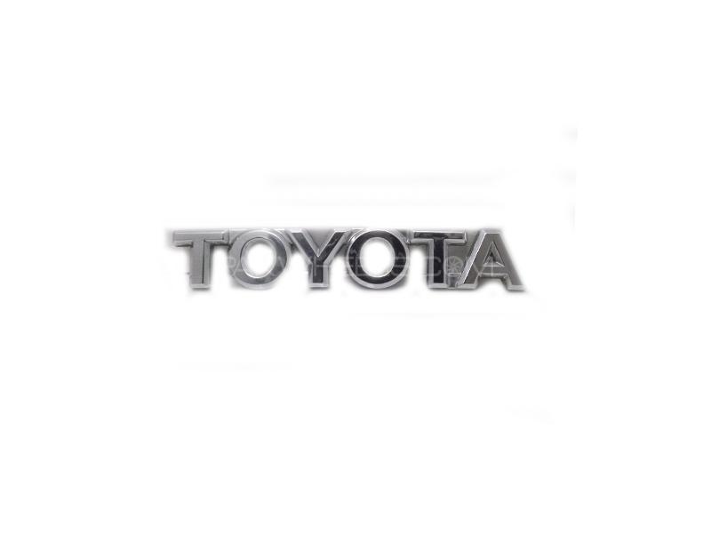 Universal Toyota monogram in Lahore