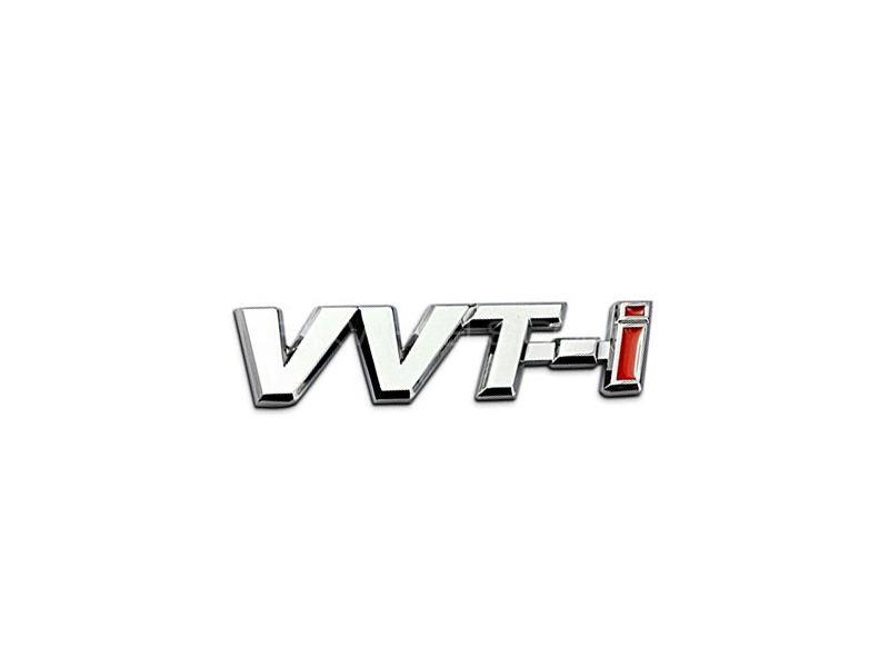 Toyota Corolla 2014-2018 Vvti monogram 1pc Image-1