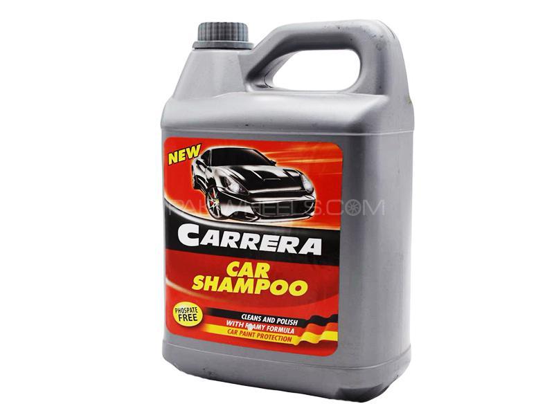 Carrera Shampoo - 5 Liter Image-1
