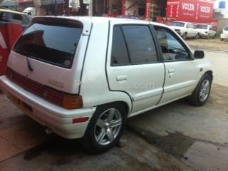 Daihatsu Charade CX 1987 Image-2