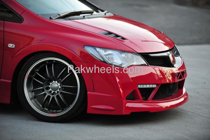 Mugen rr Kit For Honda Civic
