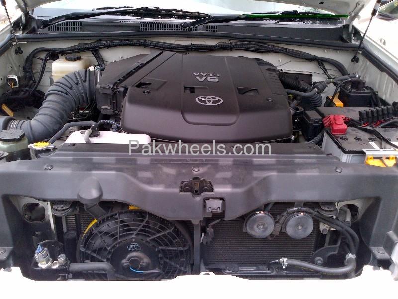 Toyota Prado TZ G 4.0 2008 Image-5