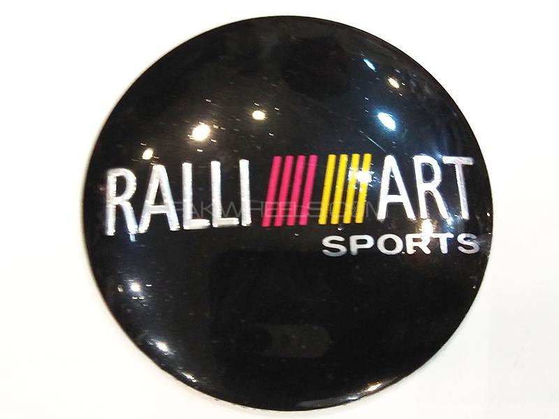 Ralli Art Rim Cap Sticker  Image-1