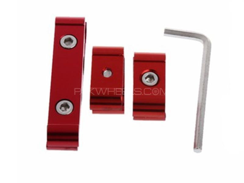 Universal Plug Wire Holder - Red Image-1