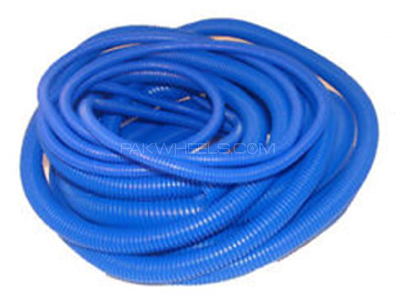 Engine Wire Dressing Pipes - Blue Image-1