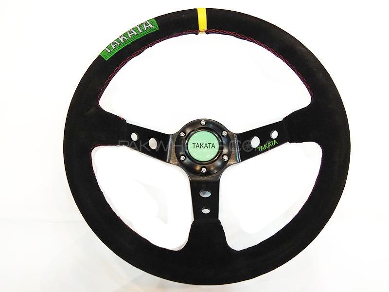Universal Steering Wheel  Image-1