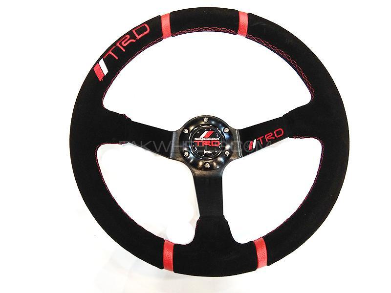 Universal Steering Wheel - TRD Image-1