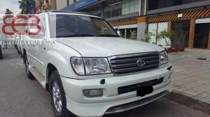 Used Toyota Land Cruiser VX Limited 4.2D 2003
