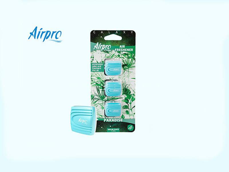 Airpro Galaxy Air Freshener 3in1 Paradise in Lahore