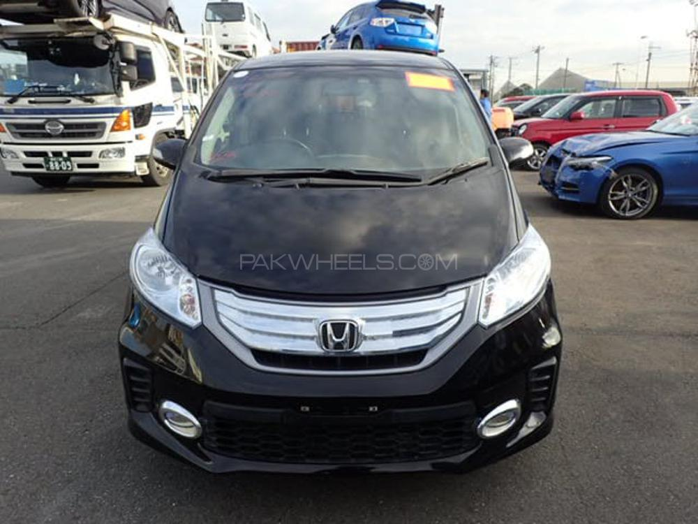 Honda Freed G AERO HIGHWAY EDITION 2013 Image-1