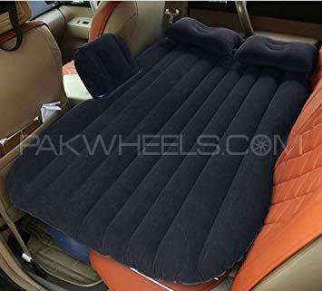 Inflatable Car Bed Mattress for Backseat Image-1