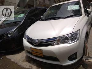 Toyota Corolla Axio G  2015 Model  1500 cc Hybrid  37,000 km  Pearwhite Colour  4 Grade   Complete Auction Sheet Available,  Just Like A Brand New Car.   ===================================   Merchants Automobile Karachi Branch,  We Offer Cars With 100% Original Auction Report Based Cars With Money Back Guarantee.  Recommended Tips To Buy Japanese Vehicle:   1. Always Check Auction Report.  2. Verify Auction Report From Someone Else.  3. Ask For Japan Yard Pics If Possible.   MAY ALLAH CURSE LIARS..
