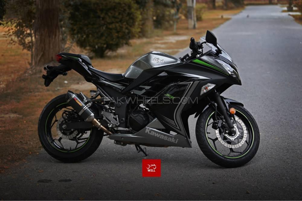 Kawasaki Ninja ZX300 2015 Image-1