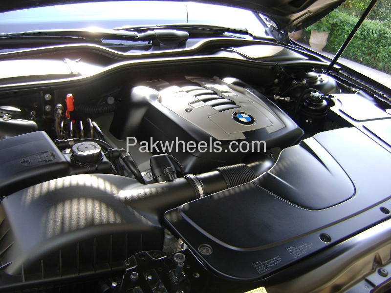 BMW 7 Series 740Li 2007 Image-4