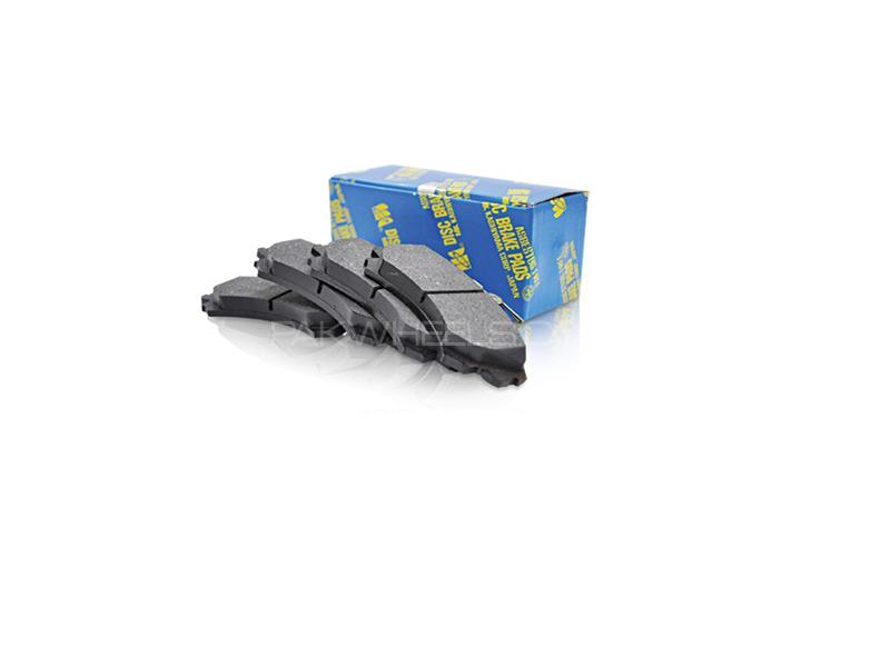 MK Advanced China Front Brake Pads For Toyota Corolla 2012-2014  in Lahore