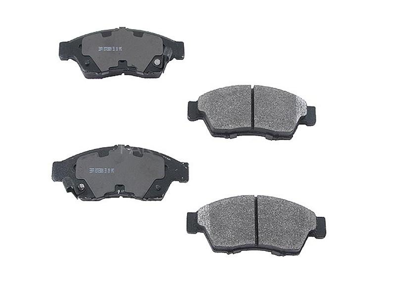 MK Advanced Rear Brake Pads For Toyota Corolla 2014-2018 Image-1