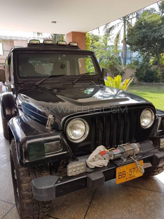 Jeep Wrangler For Sale In Islamabad Pakwheels