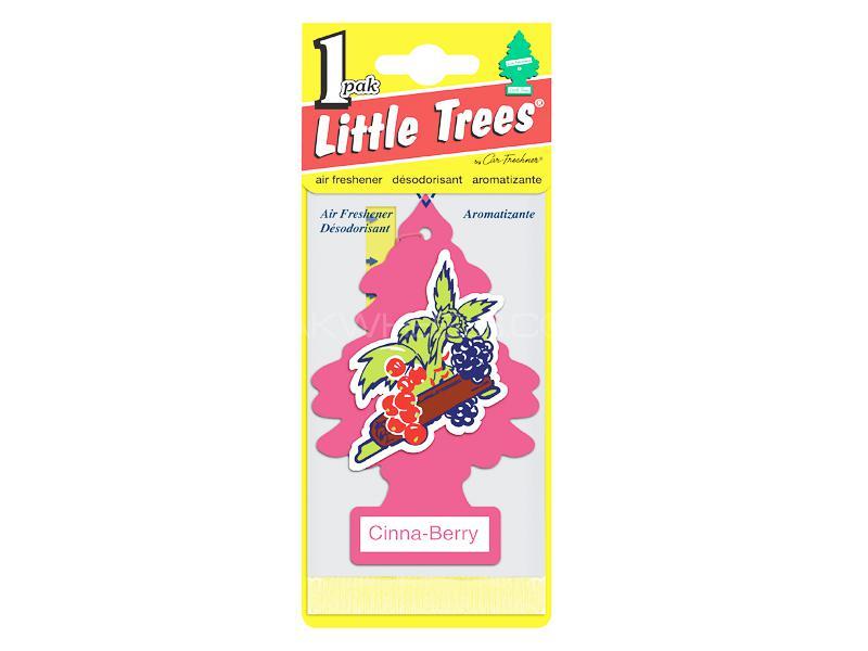Little Trees Cinna-Berry Hanging Car Air Freshener Image-1