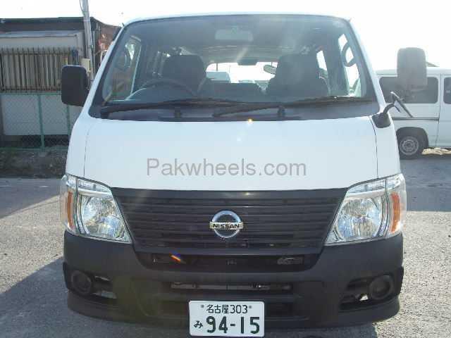 Nissan Caravan 2006 Image-1