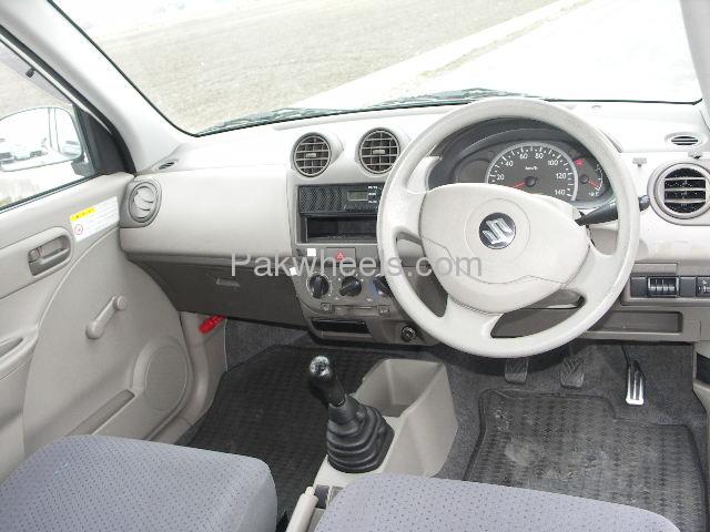 Suzuki Alto X 2008 Image-5