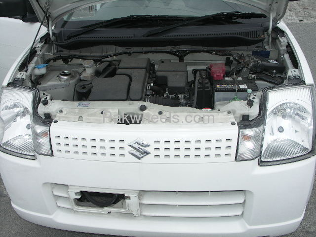 Suzuki Alto X 2008 Image-6