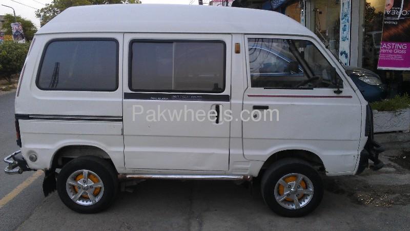 Suzuki Bolan VX (CNG) 2005 Image-2