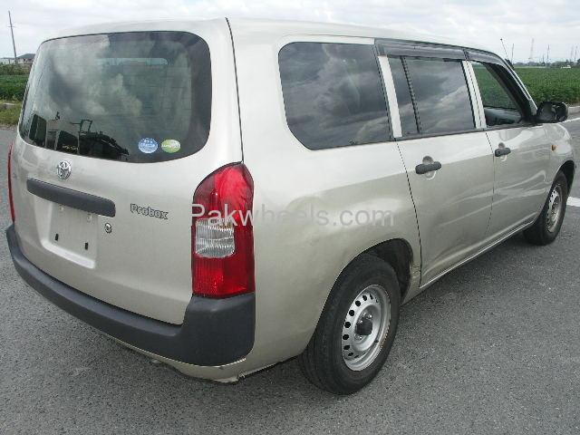Toyota Probox 2007 Image-5