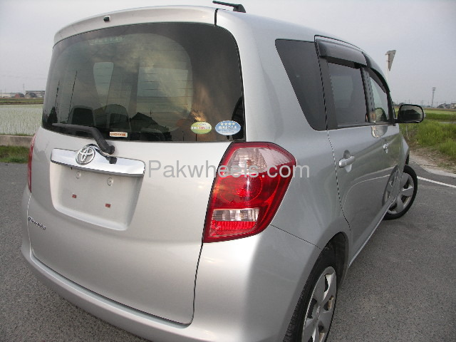 Toyota Ractis 1.3X 2007 Image-4